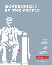 Government By the People, 2012 Election Edition: Edition 25