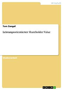 Leistungsorientierter Shareholder Value PDF