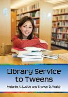 Library Service to Tweens PDF