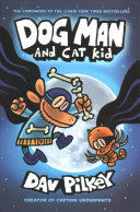 Download Dog Man 4  Dog Man and Cat Kid Book