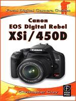 Canon EOS Digital Rebel XSi 450D PDF