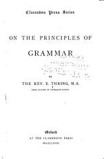 On the Principles of Grammar PDF