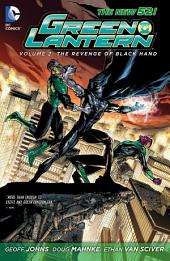 Green Lantern Vol. 2: Revenge of the Black Hand (The New 52)