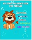 My First Coloring Book for Toddler PDF
