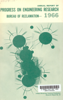Annual Report of Progress on Engineering Research 1966 PDF