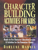 Character Building Activities for Kids PDF
