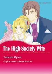 THE HIGH-SOCIETY WIFE: Mills & Boon Comics