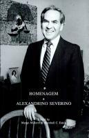 Homenagem a Alexandrino Severino PDF