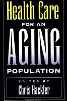 Health Care for an Aging Population PDF