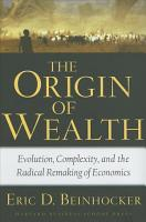 The Origin of Wealth PDF
