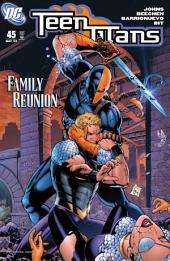 Teen Titans (2003-) #45