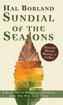Sundial of the Seasons