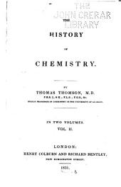 The History of Chemistry: Volume 2
