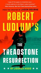 Robert Ludlum s The Treadstone Resurrection Book
