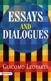 Essays and Dialogues