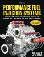 Performance Fuel Injection Systems HP1557 PDF