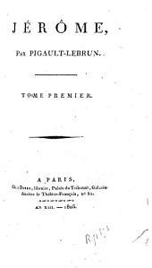 Jérôme: Volumes1à2