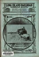 Long Island Railroad Information Bulletin PDF