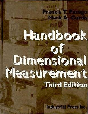 Handbook of Dimensional Measurement PDF