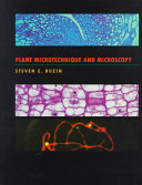 Plant Microtechnique and Microscopy PDF