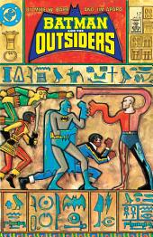 Batman and the Outsiders (1983-) #17