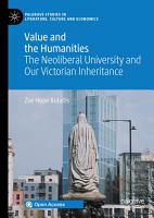 Value and the Humanities PDF