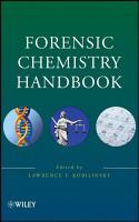 Forensic Chemistry Handbook PDF