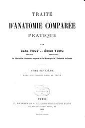 Traité d'anatomie comparée pratique: Volume2