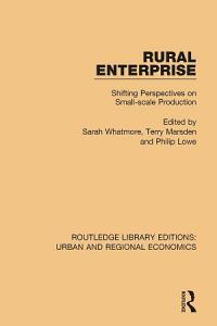 Rural Enterprise PDF