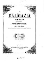 La Dalmazia descritta