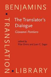The Translator's Dialogue: Giovanni Pontiero