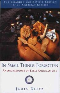 In Small Things Forgotten Book