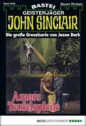 John Sinclair - Folge 0549: Amors Teufelspfeile