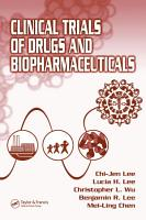 Clinical Trials of Drugs and Biopharmaceuticals PDF