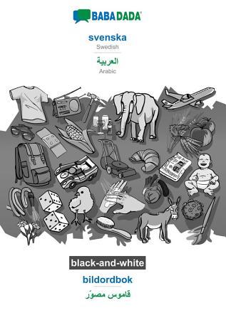 BABADADA black and white  svenska   Arabic  in arabic script   bildordbok   visual dictionary  in arabic script  PDF