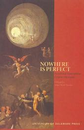Nowhere is Perfect: French and Francophone Utopias/dystopias