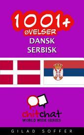 1001+ Øvelser dansk - serbisk