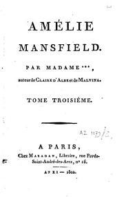 Amélie Mansfield: Volume3