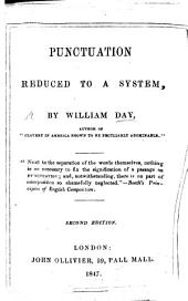 Punctuation reduced to a System ... Second edition