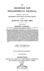 Edinburgh New Philosophical Journal: Volume 3