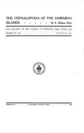 The Cephalopoda of the Hawaiian islands: Volumes 788-789
