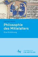 Philosophie des Mittelalters PDF