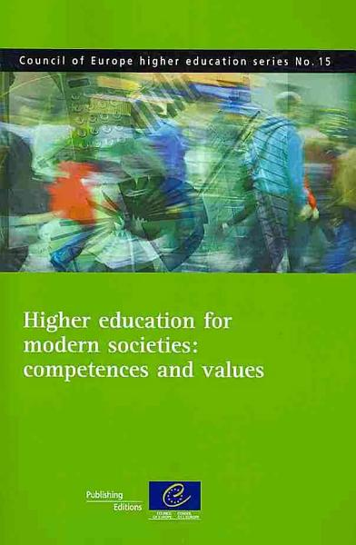 Download Higher Education for Modern Societies Book