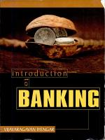 Introduction to Banking PDF