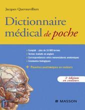 Dictionnaire médical de poche: Édition 2