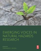 Emerging Voices in Natural Hazards Research PDF