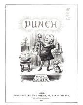 Punch: Volume 79