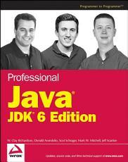 Professional Java JDK 6 Edition PDF