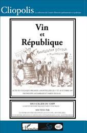 Vin et République