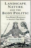 Landscape  Nature  and the Body Politic PDF
